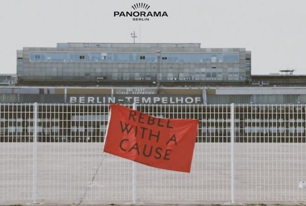 Panorama Berlin rivede il concept