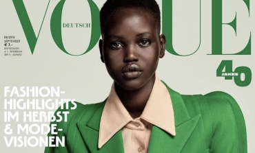 Svolta diversity: september issue col black in 5 copertine Vogue