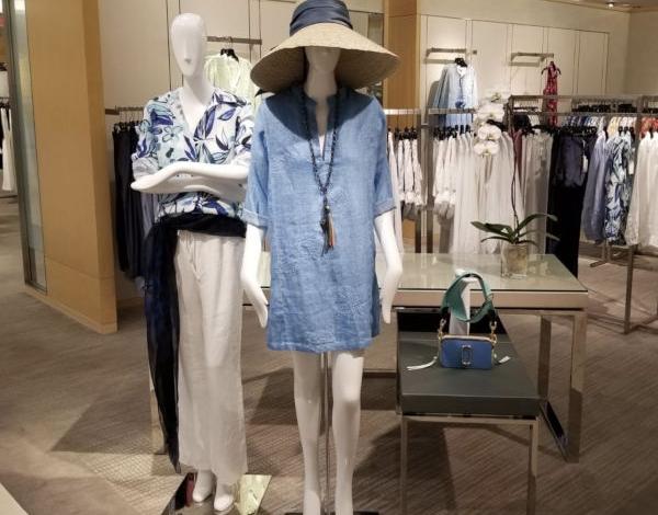 120% Lino cresce negli Usa con Neiman Marcus
