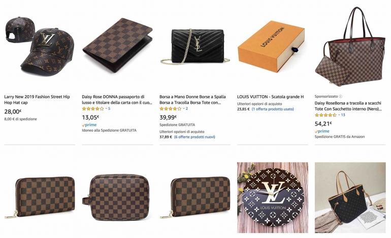 Contraffazione, moda Usa vuole Amazon in black list