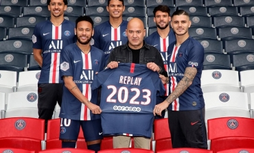 Replay fa squadra con il Paris Saint-Germain