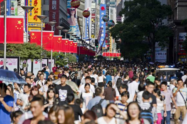 Moda, la Cina più grande mercato entro il 2023
