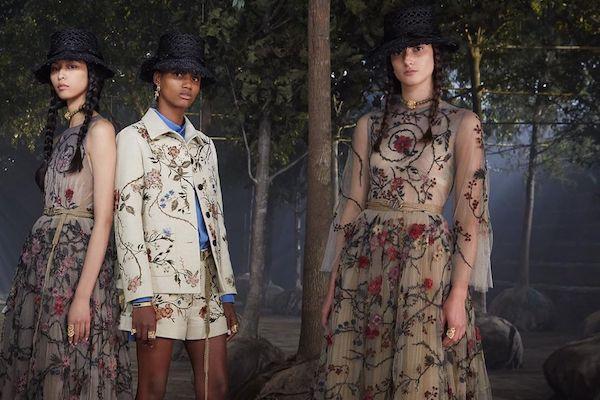 La diretta di Dior vista da quasi 30 mln di cinesi