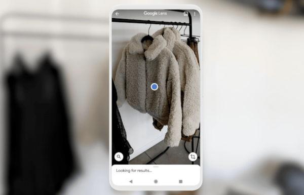 Google Shopping gioca la carta del visual search