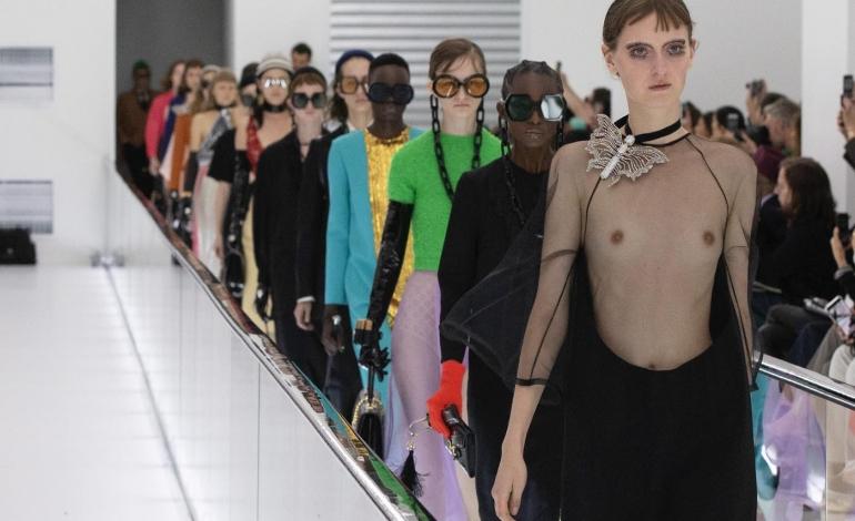 Lo sviluppo digital di Gucci naviga con Tencent