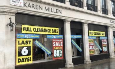 Karen Millen chiude tutti gli store