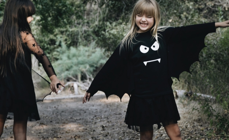 Stella McCartney Kids veste le burle di Halloween