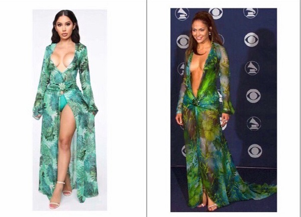 "Versace: ""Fashion Nova ha copiato Jungle Dress"""