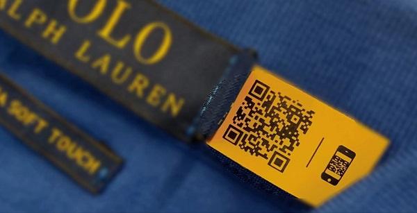 Ralph Lauren inserisce Qr Code sulle etichette