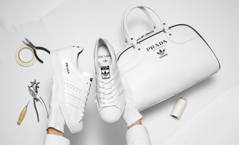Arrivano le sneakers Prada for Adidas Limited Edition