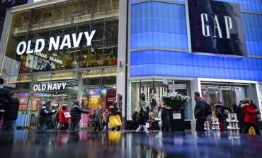 Gap, vendite a 16,4 mld $ nell'anno