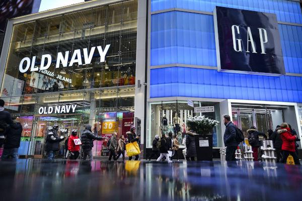 Gap, in allarme liquidità, sospende gli affitti