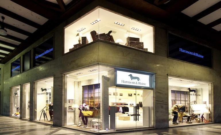 Harmont&Blaine accelera nel retail estero
