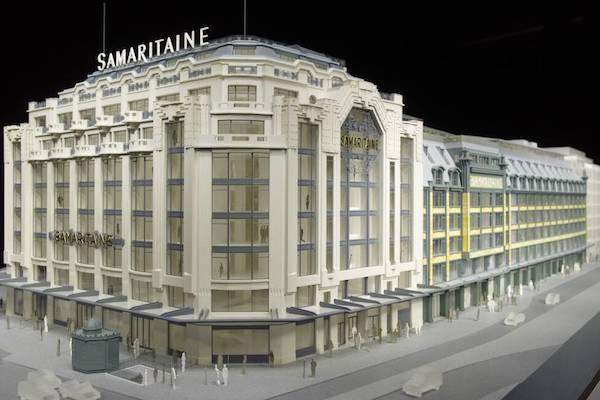 La Samaritaine, riapertura rimandata al 2021
