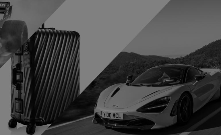Tumi firma i bagagli di McLaren