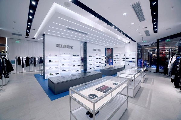 Bikkembergs, nuovo opening in Cina