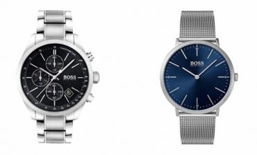Thom Group porta in Italia gli orologi Boss e Hilfiger