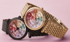 Fossil festeggia il Natale con la Holiday Rainbow Collection