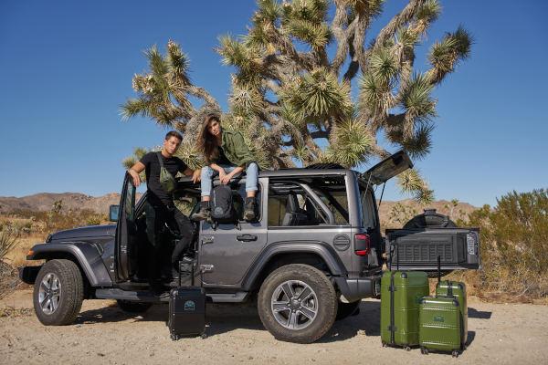 Go Carpisa si allea con Jeep