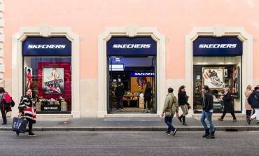 Skechers sceglie Roma per entrare in centro città