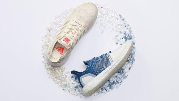 Adidas, nel 2020 poliestere riciclato oltre il 50