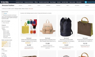 Su Amazon Fashion vince il 'no brand'