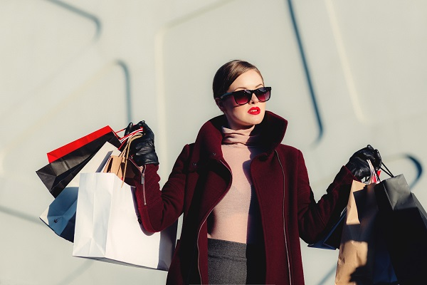 Consumi abbigliamento, nei sei mesi -45%