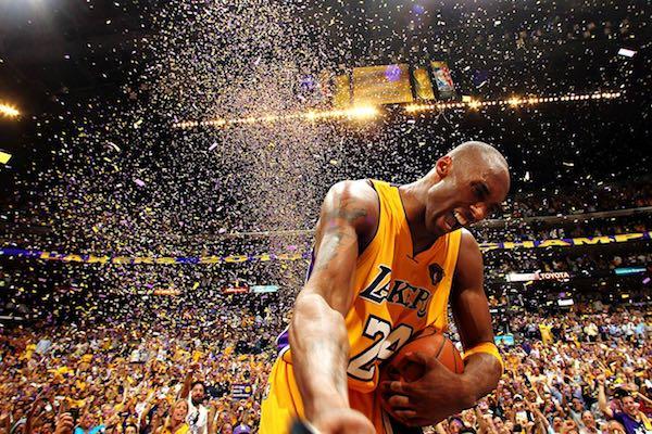 Addio a Kobe Bryant