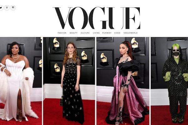 Condé Nast rilancia lo shopping con Vogue.com