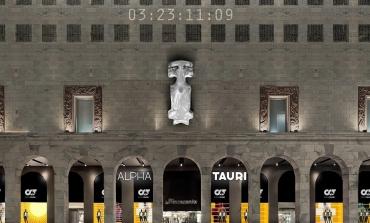 AlphaTauri esordisce in Italia con Rinascente