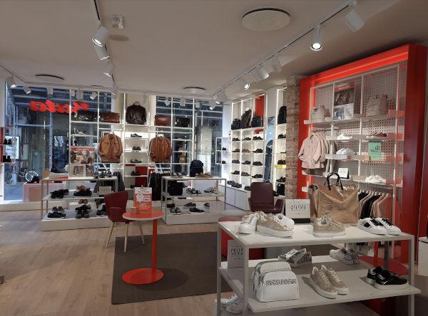 Nuovo store a Padova per Bata