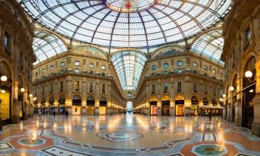 Lvmh si 'compra' la Galleria con Dior e Fendi per 7,5 mln annui