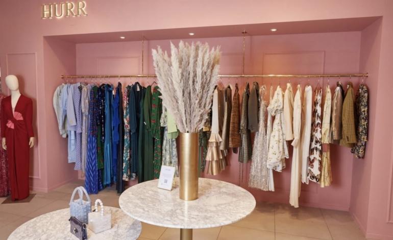 Selfridges con Hurr cavalca il fashion renting