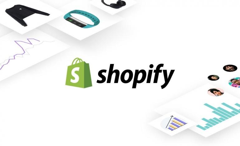 Shopify, record di ricavi e in Borsa