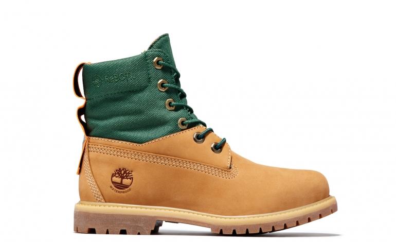 Timberland svela la versione green del 6-inch Boot