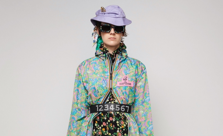 K-Way reinventa la wind jacket con The Marc Jacobs