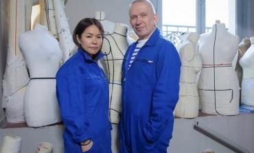 Gaultier e Balenciaga rimandano la couture