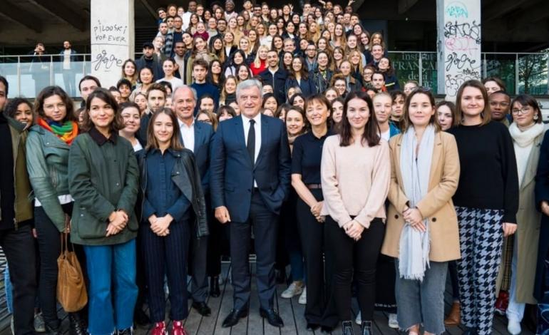 Institut Français de la Mode, lezioni gratis online