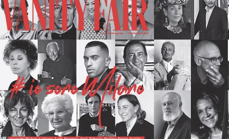 Vanity Fair dedica un numero speciale a Milano