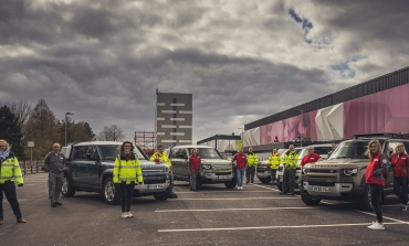 Jaguar e Land Rover sostengono partner umanitari