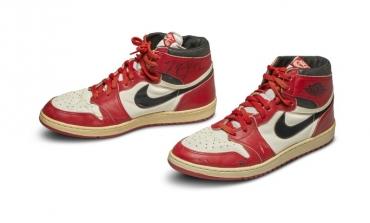 Le Nike di Jordan oltre ogni record: 560mila $