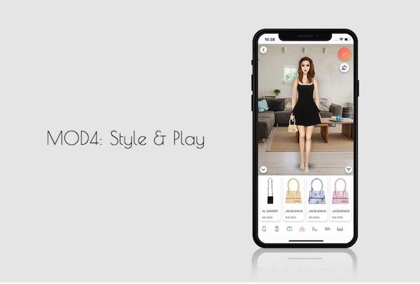 LuisaViaRoma si lancia nei 'videogiochi' con Mod4