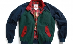 Mix angloamericano per 'Sebago with Baracuta'