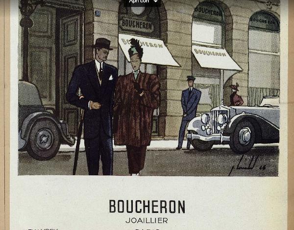 Boucheron, al via la prima serie di podcast