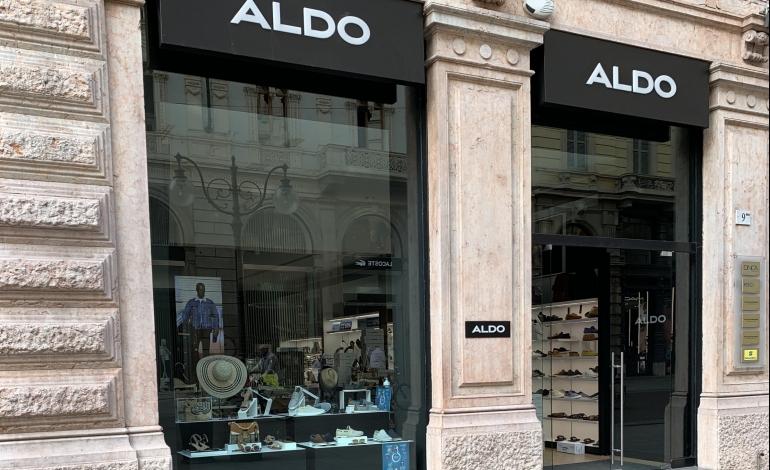 Aldo shoes apre a Milano e a Torino