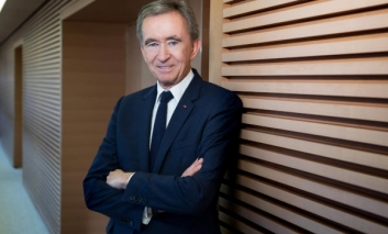 "Arnault: ""Per Lvmh ripresa graduale nel secondo semestre"""