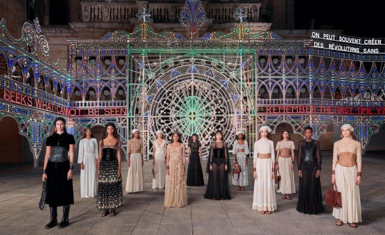 Dior sfila a Lecce. Pubblico globale stimato: 20 mln di spettatori digitali