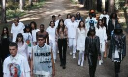 Boomerang social per Burberry: la sfilata 'inghiottita' dalla visual experience
