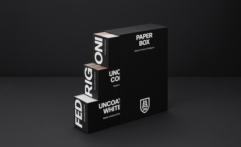 Paper Box ingloba l'universo di Fedrigoni