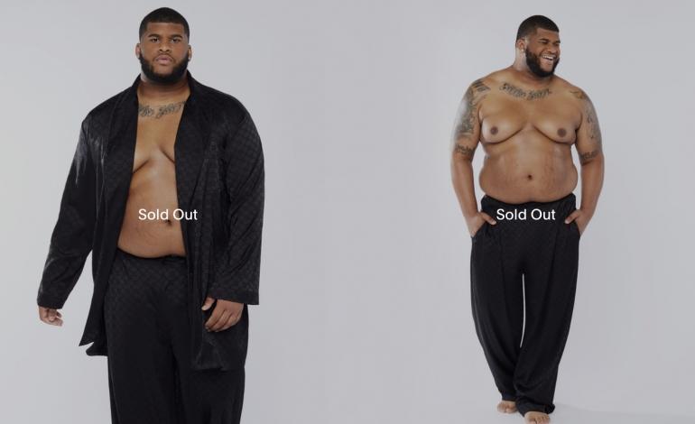 Già sold out l'underwear maschile curvy di Rihanna